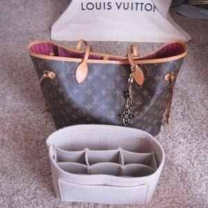 Felt Handbag Organizer / Shaper (Medium) PM MM 30